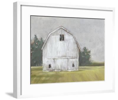 Rustic Barnyard I-Ethan Harper-Framed Art Print