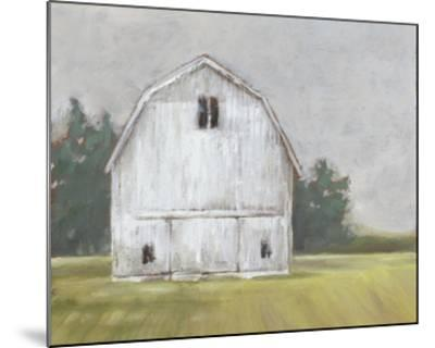 Rustic Barnyard I-Ethan Harper-Mounted Art Print