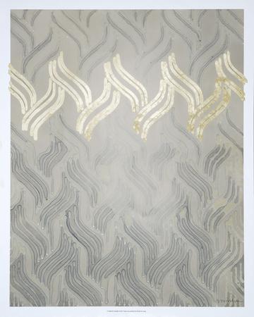 Chenille I-Vanna Lam-Framed Art Print