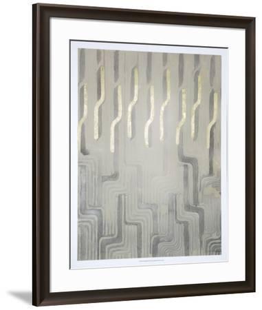 Chenille III-Vanna Lam-Framed Art Print