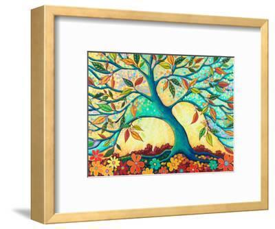 Tree Splendor I-Peggy Davis-Framed Art Print
