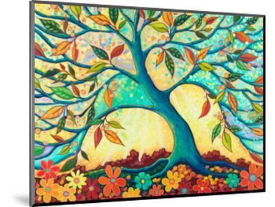 Tree Splendor I-Peggy Davis-Mounted Art Print