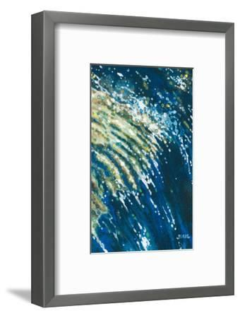 Milky Way Reflections-Margaret Juul-Framed Art Print