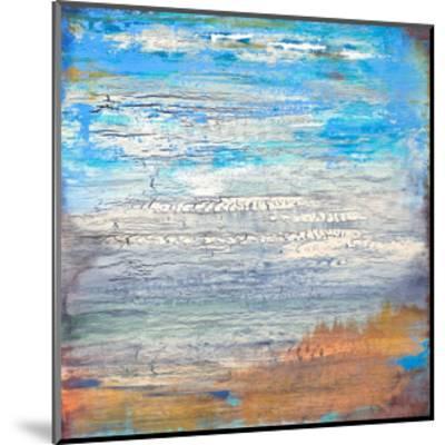 Mystical Mist, Serenity I-Alicia Dunn-Mounted Art Print
