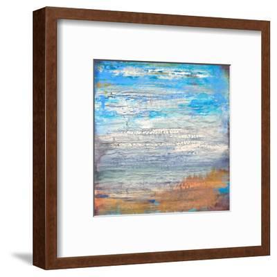 Mystical Mist, Serenity I-Alicia Dunn-Framed Art Print