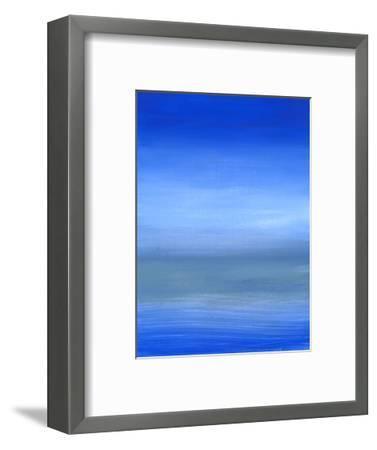 Settle Into It I-Veronica Bruce-Framed Art Print