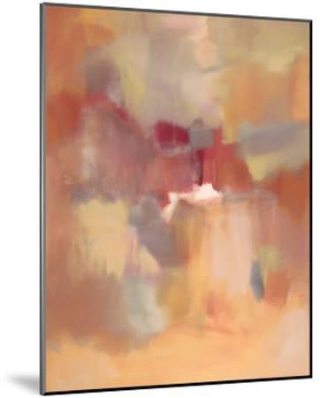 Afterglow-Nancy Ortenstone-Mounted Art Print