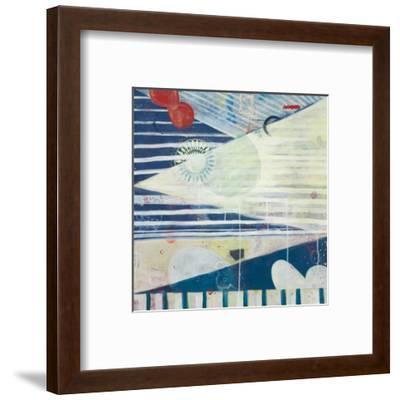 Waterscape-Karen Lehrer-Framed Art Print
