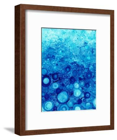 Exhale-Jessica Torrant-Framed Art Print
