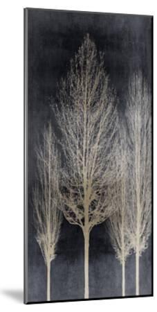 Silver Tree Silhoutte II-Kate Bennett-Mounted Giclee Print