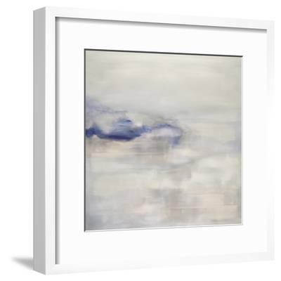 Tranquil with Blue-Rachel Springer-Framed Giclee Print