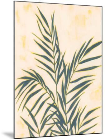 Sunset Fronds II-Grace Popp-Mounted Art Print