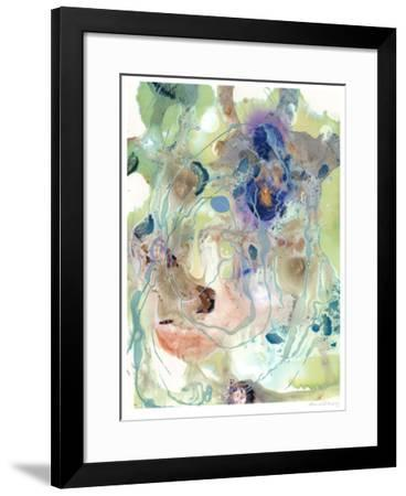 Merriment II-Alicia Ludwig-Framed Limited Edition