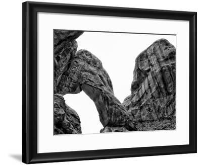 Desert Arches III-Jenna Guthrie-Framed Art Print