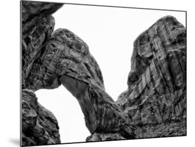 Desert Arches III-Jenna Guthrie-Mounted Art Print