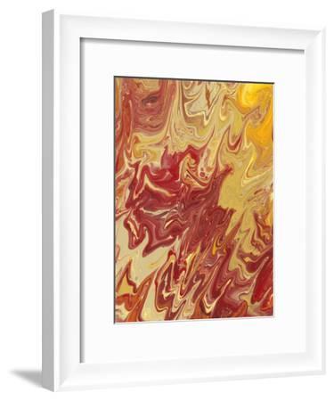 Nomadic Blaze II-Regina Moore-Framed Art Print