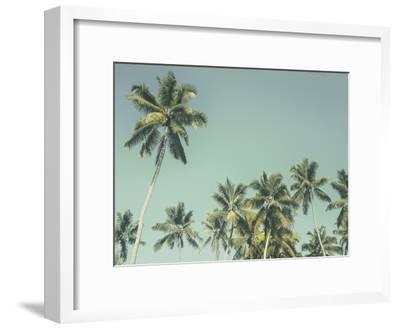 Palm Grove-Chris Simpson-Framed Giclee Print