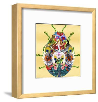 Fantasy World - Beetle-Amy Shaw-Framed Giclee Print