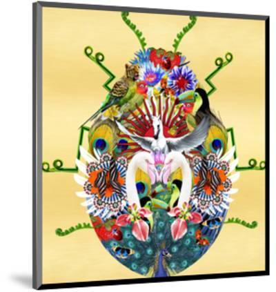 Fantasy World - Beetle-Amy Shaw-Mounted Giclee Print