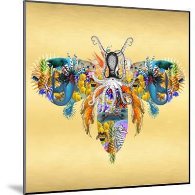 Fantasy World - Bee-Amy Shaw-Mounted Giclee Print