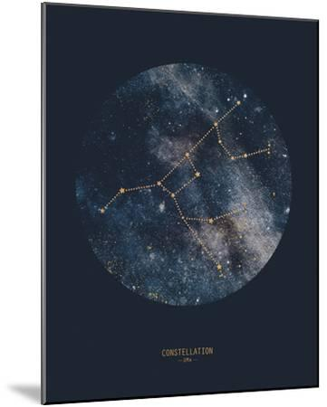 Constellation - UMA-Joni Whyte-Mounted Giclee Print