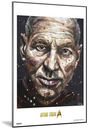 Star Trek - Picard--Mounted Art Print