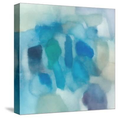 Something Blue-Max Jones-Stretched Canvas Print