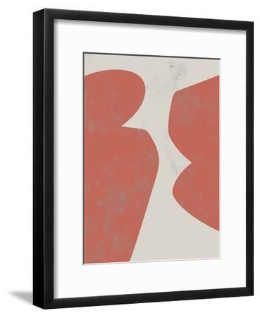 Jet Pack V-Chariklia Zarris-Framed Art Print