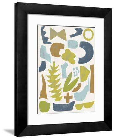 Swift I-Chariklia Zarris-Framed Art Print