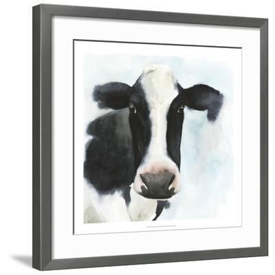 Farmhouse Friend II-Grace Popp-Framed Art Print