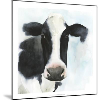 Farmhouse Friend II-Grace Popp-Mounted Art Print