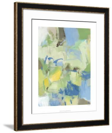 Jewels II-Christina Long-Framed Limited Edition