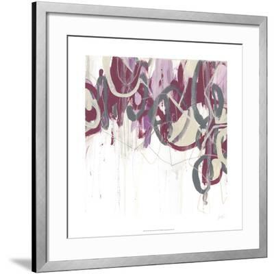 Chrystalline Structure II-June Erica Vess-Framed Limited Edition