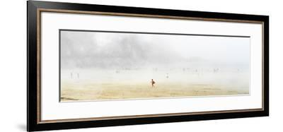 Plage, 2013-Nicolas Le Beuan Benic-Framed Giclee Print