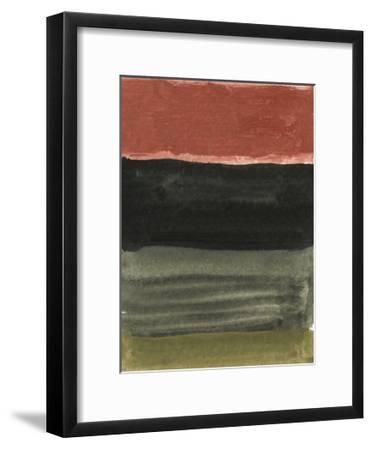 Watercolor 9, 2011-Valerie Francoise-Framed Giclee Print
