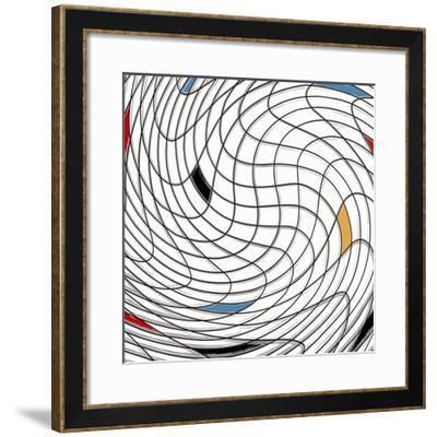 Sans Titre, 2015-Anne Monteil-Framed Giclee Print