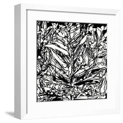 Feuilles 2015-Nicolas Le Beuan Benic-Framed Giclee Print