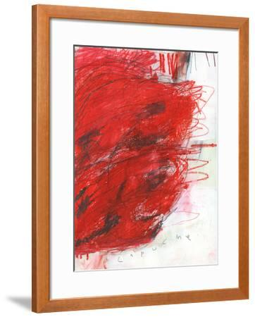 Capucine-Alison Black-Framed Giclee Print