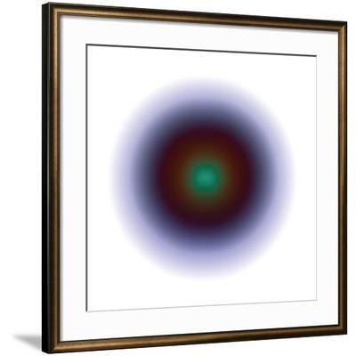 Cercle, 2015-Henri Boissiere-Framed Giclee Print