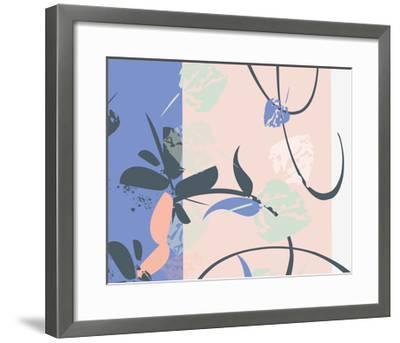 Lips Have Spoken 4-Kara Boulden-Framed Giclee Print