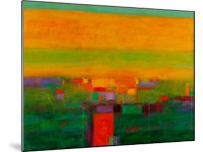 Landscape in Full Color-Gary Max Collins-Mounted Giclee Print