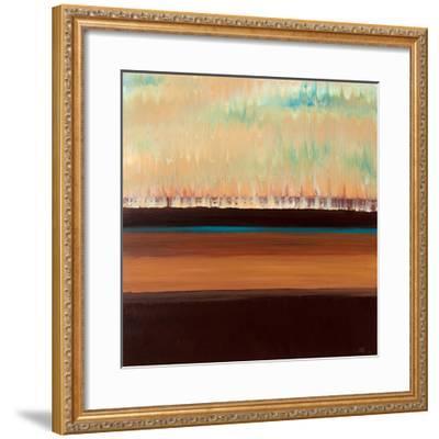 River Sunset-Jodi Steen-Framed Giclee Print