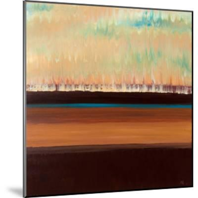 River Sunset-Jodi Steen-Mounted Giclee Print