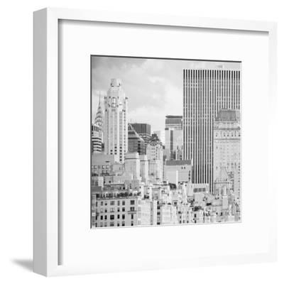 City Spirit IV-Irene Suchocki-Framed Giclee Print