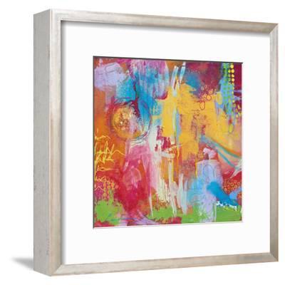 Scarlet-Carolina Alotus-Framed Giclee Print