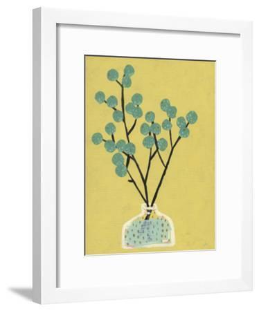 Blomst Varde-Joelle Wehkamp-Framed Art Print