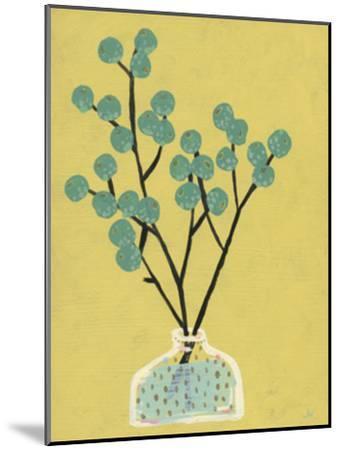 Blomst Varde-Joelle Wehkamp-Mounted Art Print