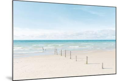 Ocean Pathway-Mike Toy-Mounted Giclee Print