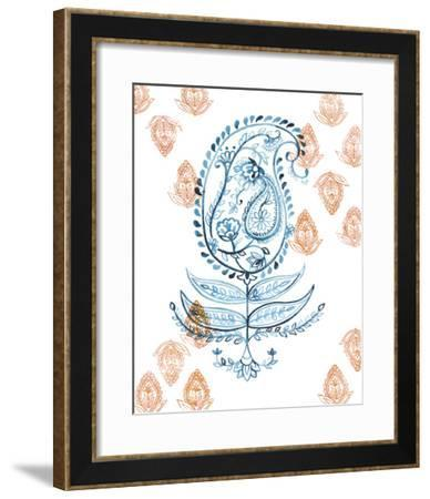 Princes Delight-The Vintage Collection-Framed Giclee Print