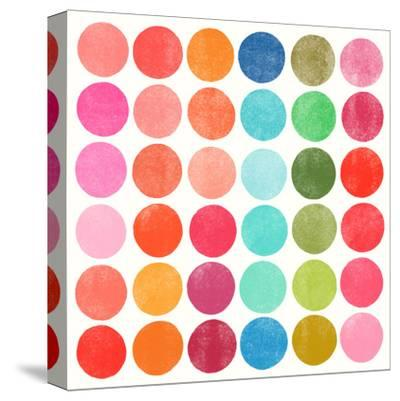 Colorplay 5-Garima Dhawan-Stretched Canvas Print